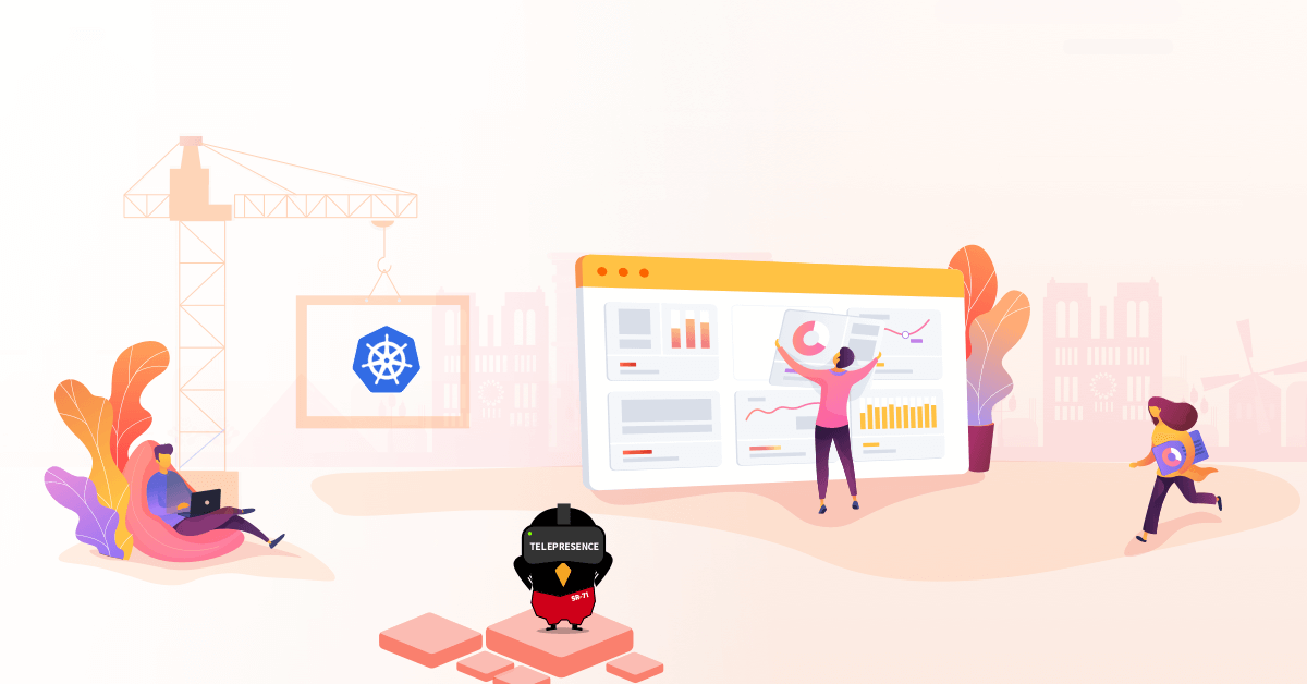 Develop Your Kubernetes Apps Locally With Telepresence!